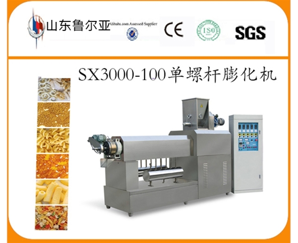 SX3000-100 Single screw Extruder